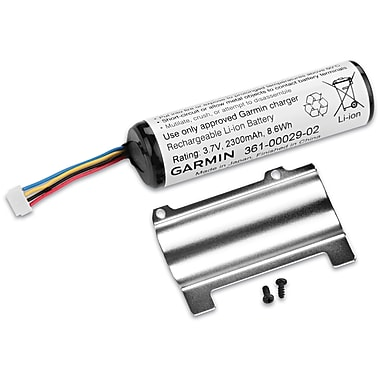 Garmin™ 010-10806-30 Replacement Li-ion Battery Pack For DC50 Dog Tracking CollarSorry, this item is currently out of stock.