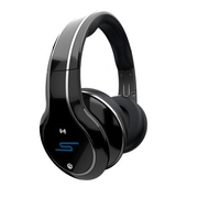 SMS Audio™ Sync by 50™ On-Ear Wireless Headphones, Shadow Black