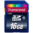 Transcend® Industrial 16GB Secure Digital High Capacity (SDHC) Class 10 Flash Memory Card