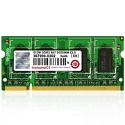Transcend® 2GB DDR2 (200 Pin SoDIMM) DDR2-533 (PC2-4200) Memory Module