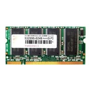 Transcend® 512MB DDR (200 Pin SDRAM) DDR 333 MHz (PC2-2700) Unbuffered Memory Module