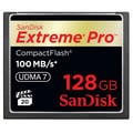 Sandisk® Extreme Pro 128GB CompactFlash Memory Card