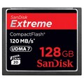 Sandisk® Extreme 128GB CompactFlash Memory Card