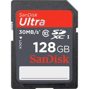 Sandisk® Ultra 128GB SDXC Class 10/UHS-I Memory Card