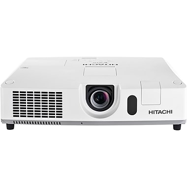 Hitachi Collegiate CPX5022WN XGA Business 3LCD Projector, White