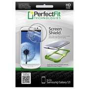 Perfect Fit™ Anti-Glare Screen Protector For Galaxy S3
