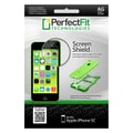 Perfect Fit™ Anti-Glare Screen Protector With Applicator For iPhone 5/5S/5C