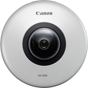 Canon® VB-S30D PTZ Micro Dome Network Camera
