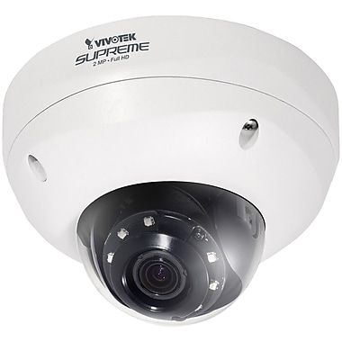 VIVOTEK Supreme FD8363 2MP Outdoor Fixed Dome Network Camera With Day/Night, White