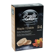 Bradley Smoker™ Smoking Bisquette, Maple, 24/Pack