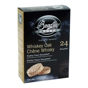 Bradley Smoker™ Smoking Bisquette, Whiskey Oak, 24/Pack