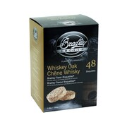 Bradley Smoker™ Smoking Bisquette, Whiskey Oak, 48/Pack