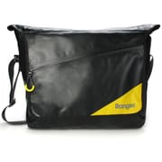 Cygnett ElementProof Waterproof Messenger Bag For 13.3 Laptop, Black