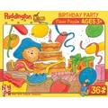 New York Puzzle Company Paddington Birthday Party 36-Piece Floor Puzzle