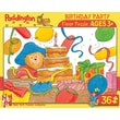 New York Puzzle Company Paddington Birthday Party 36-Piece Floor Puzzle