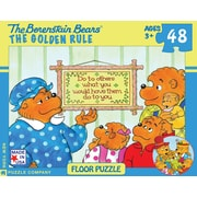 New York Puzzle Company Berenstain Bears The Golden Rule 48-Piece Floor Puzzle