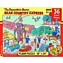 New York Puzzle Company Berenstain Bears Country Express
