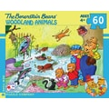 New York Puzzle Company Berenstain Bears Woodland Animals 100-Piece Puzzle