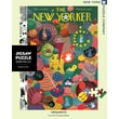 New York Puzzle Company Holiday Ornament 100-Piece Puzzle