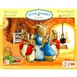 New York Puzzle Company Cozy Burrow 24-Piece Floor Puzzle