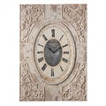 CBK Carved 23.25'' Wall Clock