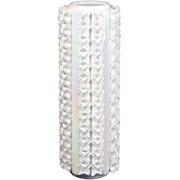 Privilege Textured Ceramic Vase; 19.5'' H x 6.5'' W x 6.5'' D