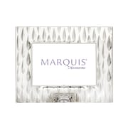 Marquis by Waterford Rainfall 4x6 Landscape Picture Frame
