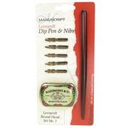Manuscript Leonardt Dip Pen and Nib Set
