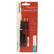 Manuscript Beginner's Calligraphy Left Handed Pen Set
