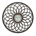 CBK Rusted 32'' Wall Clock