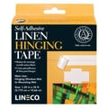 Lineco Self-Adhesive Linen Hinging Tape