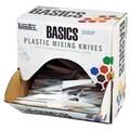 Liquitex Basics Plastic Mixing Knives Display Assortment