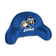 Northwest Co. NFL Detroit Lions Mickey Mouse Bed Rest Pillow