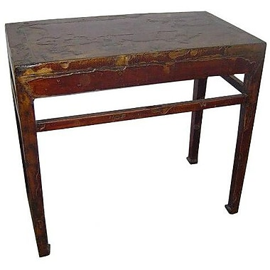Oriental Furniture Chinese Console Table