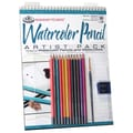 Royal & Langnickel Essentials Artist Pack Paper and Media Watercolor Pencil