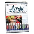 Royal & Langnickel Essentials Artist Pack Paper and Media Acrylic