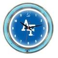 Wave 7 NCAA 14'' Team Neon Wall Clock; U.S. Air Force Academy
