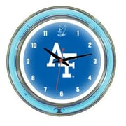 Wave 7 NCAA 14'' Team Neon Wall Clock; U.S. Air Force Academy