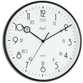 Opal Luxury Time Products 12.2'' Military Time Analogue Wall Clock