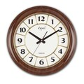 Opal Luxury Time Products 16.4'' Round Abs Wall Clock