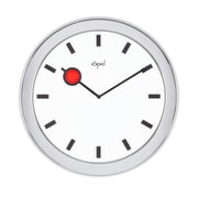 Opal Luxury Time Products 11.16'' World's Slimmest Wall Clock
