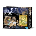 4M Dig and Play Treasure Island