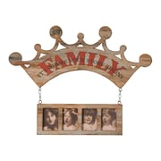 Wilco ''Family'' Hang 4 Picture Frame