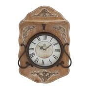 Woodland Imports Bratsell Wall Clock