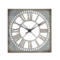 Woodland Imports Manhattan Wall Clock