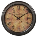 Privilege 17'' Vintage Wall Clock