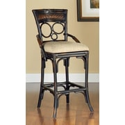 Largo Turk's Isle Bar Stool with Cushion; 30''