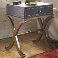Uttermost Lok End Table