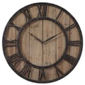 Uttermost Oversized 30'' Powell Wall Clock