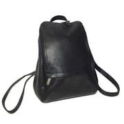 Royce Leather Genuine Leather Vaquetta 10'' Adjustable Backpack